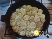Приготовление кабачков, запеченных в духовке: шаг 3