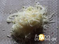 Приготовление капустного салата: шаг 1