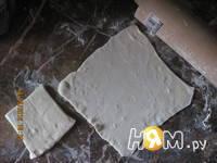 Приготовление слоек с сыром для ленивых: шаг 1