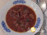 Приготовление супа-пюре Острого: шаг 6