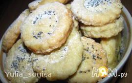 Маковое печенье (Poppy cookies)