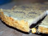 Приготовление макового пирога со сметаной: шаг 8