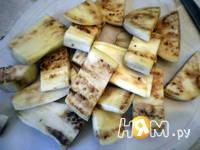 Приготовление фаршированной говядины фламбе: шаг 1