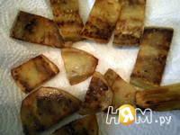 Приготовление фаршированной говядины фламбе: шаг 2