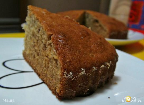 Рецепт Чайный пирог