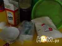 Приготовление чайного пирога: шаг 1