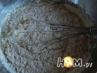 Приготовление чайного пирога: шаг 4