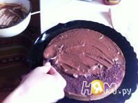 Приготовление шварцвальдского вишневого торта: шаг 14