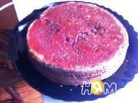 Приготовление шварцвальдского вишневого торта: шаг 15