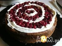 Приготовление шварцвальдского вишневого торта: шаг 20
