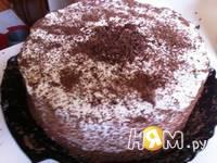 Приготовление шварцвальдского вишневого торта: шаг 23