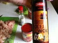 Приготовление курицы по-тайски с рисом: шаг 6