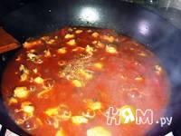 Приготовление курицы по-тайски с рисом: шаг 10