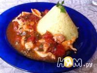 Приготовление курицы по-тайски с рисом: шаг 12