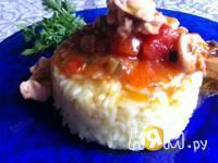 Приготовление курицы по-тайски с рисом: шаг 13