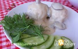 Тефтели из куриного филе
