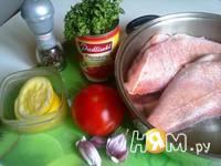 Приготовление рыбы по-спецевски: шаг 1
