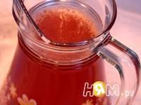 Приготовление имбирно-клубничного лимонада: шаг 10