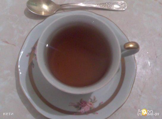 Успокаивающий чай из лекарственных  трав