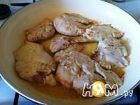 Приготовление курицы с овощами Пикассо: шаг 3