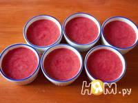 Приготовление клубничной панна коты с соусом: шаг 4