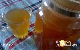Прохладительный напиток из шиповника