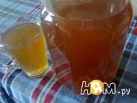 Приготовление прохладительного напитка из шиповника: шаг 7