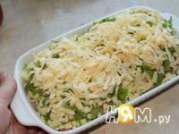Приготовление филе индейки под шапкой: шаг 7