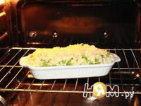 Приготовление филе индейки под шапкой: шаг 8