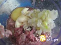 Приготовление гречаников с овощным соусом: шаг 3