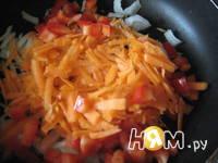 Приготовление гречаников с овощным соусом: шаг 4