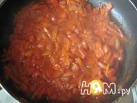 Приготовление гречаников с овощным соусом: шаг 5