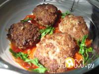 Приготовление гречаников с овощным соусом: шаг 7