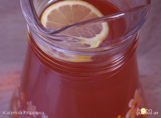Рецепт Напиток из базилика