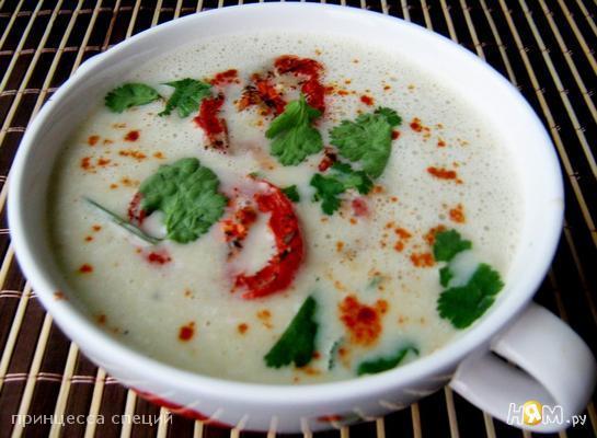 Рецепт Суп-крем из баклажанов с запеченными помидорами