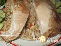 Приготовление запеченной курицы: шаг 11