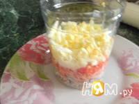 Приготовление салата Мужской каприз: шаг 5