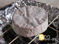 Приготовление копченого сыра Камамбер: шаг 4