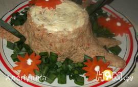 Паштет из говяжьей печени по-польски