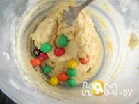 Приготовление конфетного печенья MМ's: шаг 4