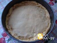 Приготовление баскского пирога с черешней: шаг 12