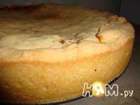 Приготовление баскского пирога с черешней: шаг 14