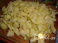 Приготовление компота из кабачков: шаг 1