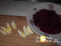 Приготовление холодного свекольника: шаг 4