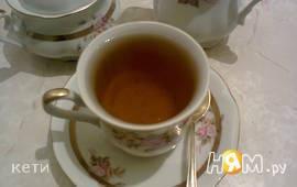 Мятный чай с гвоздикой