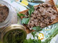 Приготовление паштета из куриной печени: шаг 13