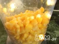 Приготовление кукурузной запеканки с цветной капустой: шаг 1