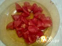 Приготовление смузи с помидором и смородиной: шаг 1