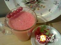 Приготовление смузи с помидором и смородиной: шаг 3
