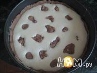 Приготовление творожного пирога Бурёнка: шаг 6